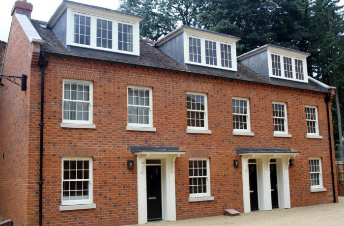Court Homes, Hatfield House Estate