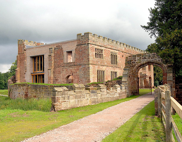 Astley Castle ~ D36 ~ Witherford Watson Mann